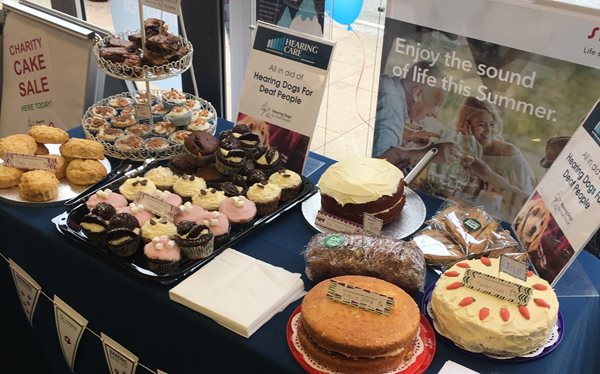 'Barking Bake Off' raises over £200 for Hearing Dogs